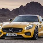 メルセデス「AMG GT」デザイン画像集
