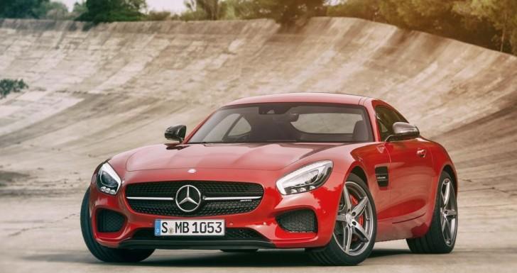 Mercedes-Benz AMG GT 2016 07