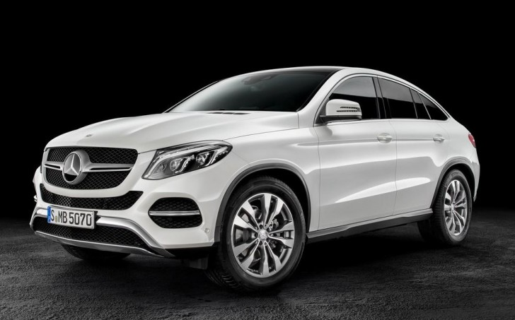 Mercedes-Benz GLE Coupe 2016 01