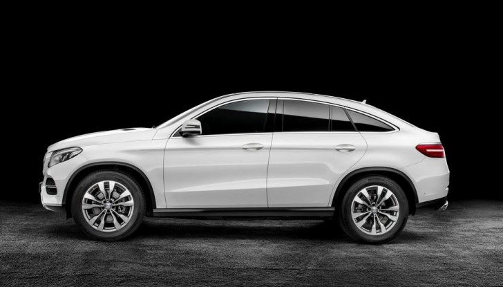 Mercedes-Benz GLE Coupe 2016 02