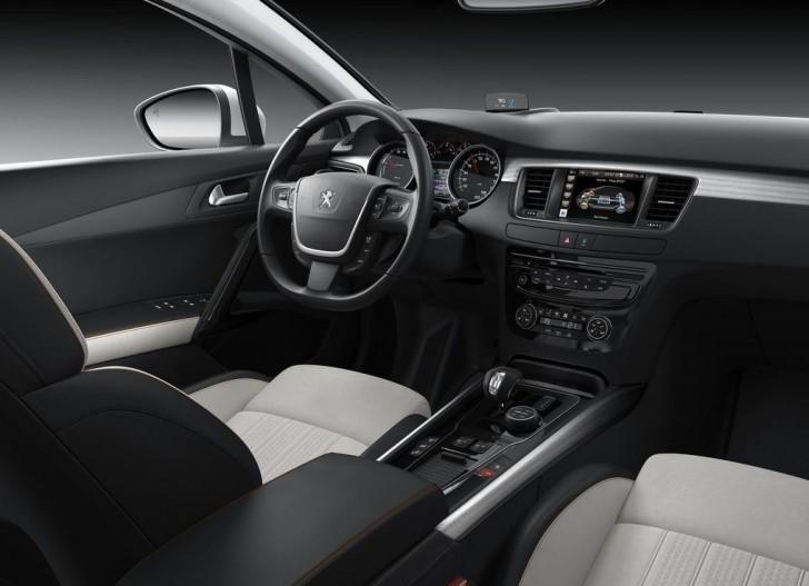 Peugeot 508 RXH 2015 08