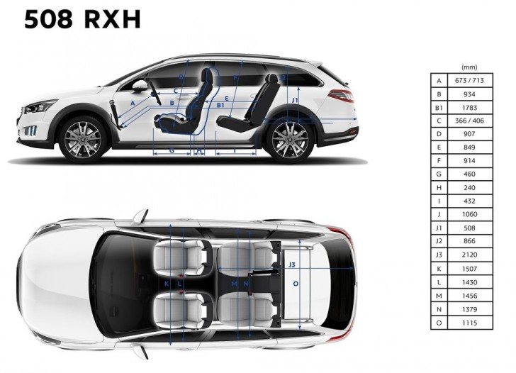 Peugeot 508 RXH 2015 09