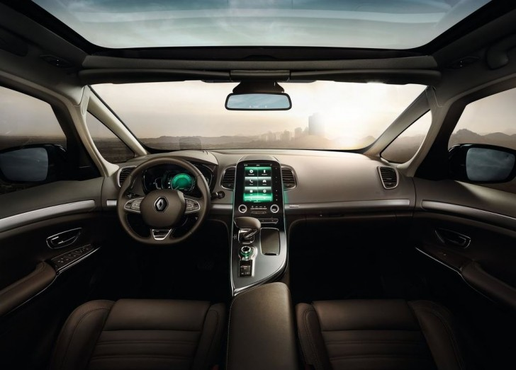 Renault Espace 2015 10