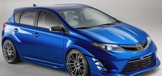Scion iM Concept 2014 01