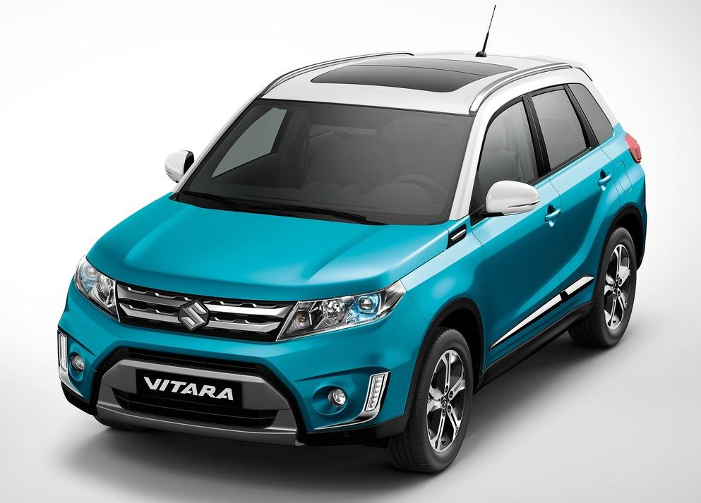 suzuki vitara 2015 newcar design. Black Bedroom Furniture Sets. Home Design Ideas