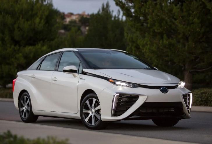 Toyota Mirai 2016 05