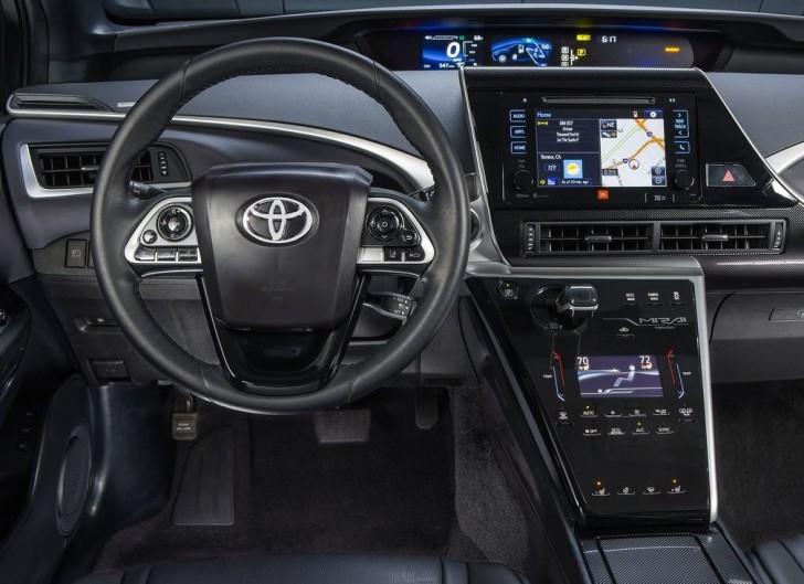 Toyota Mirai 2016 08