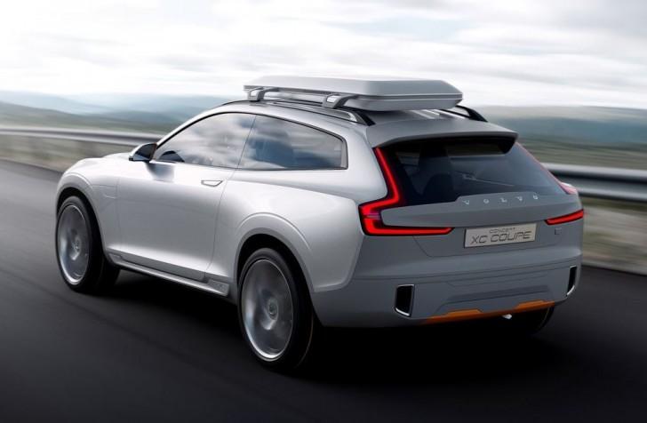 Volvo XC Coupe Concept 2014 05