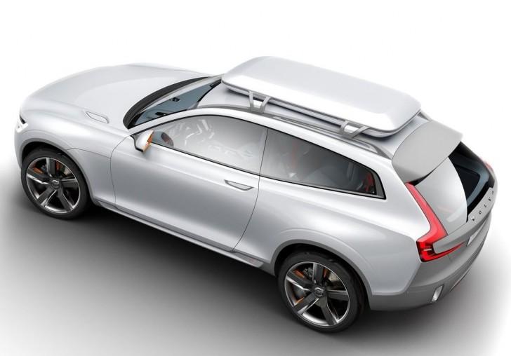 Volvo XC Coupe Concept 2014 07