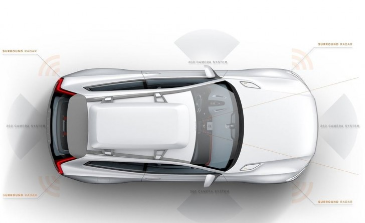 Volvo XC Coupe Concept 2014 10