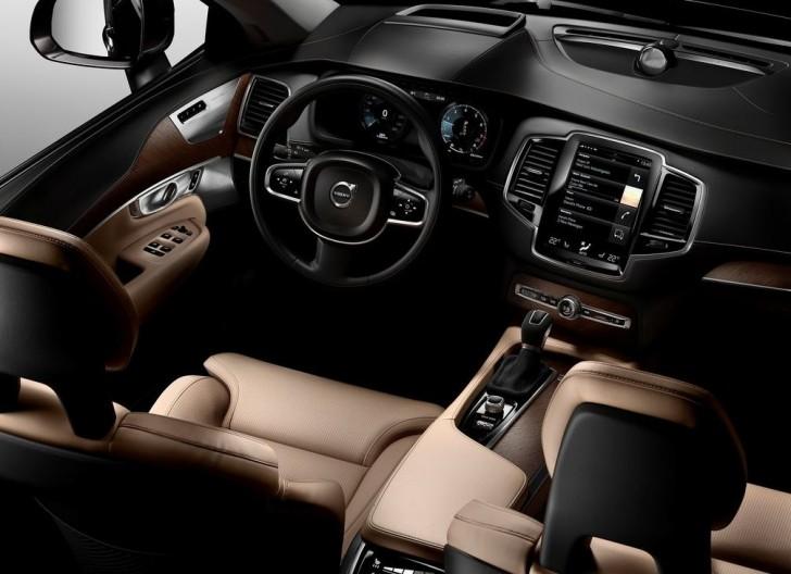 Volvo XC90 2015 12