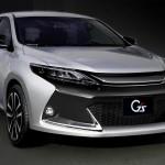 トヨタ「新型ハリアーG's 2015」デザイン画像集