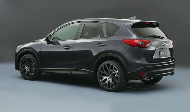 CX-5 Prestige-style コンセプト 2015 リア