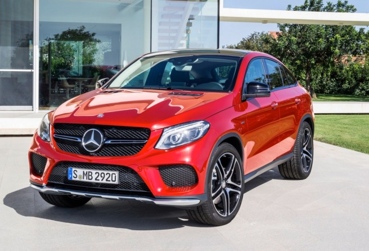 2016 Mercedes Benz GLE Coupe 03