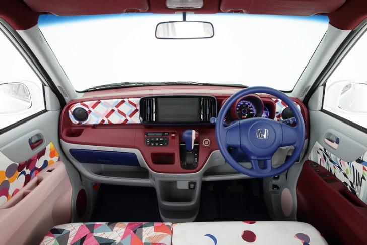 N-ONE リラックスCONCEPT interior