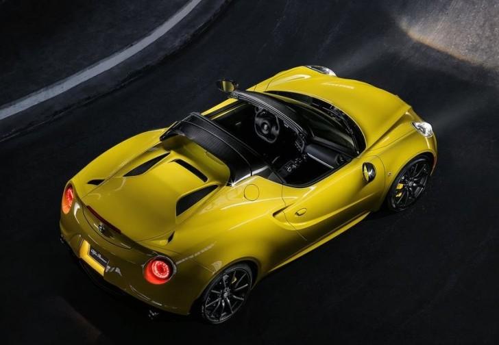 Alfa Romeo 4C Spider 2015 04