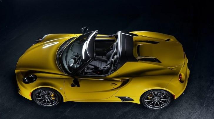 Alfa Romeo 4C Spider 2015 05