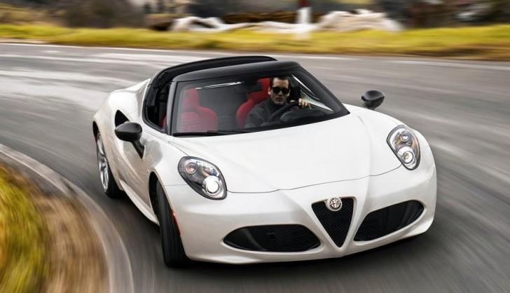 Alfa Romeo 4C Spider 2015 08