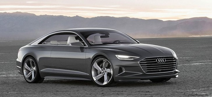 Audi Prologue Piloted Driving Concept 2015 01