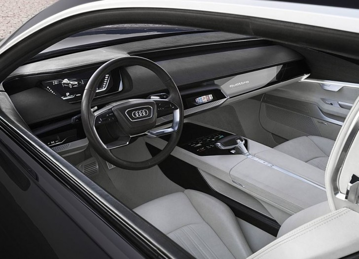 Audi Prologue Piloted Driving Concept 2015 07