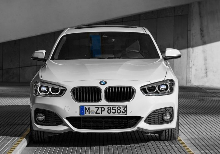 BMW 1-Series 2016 02