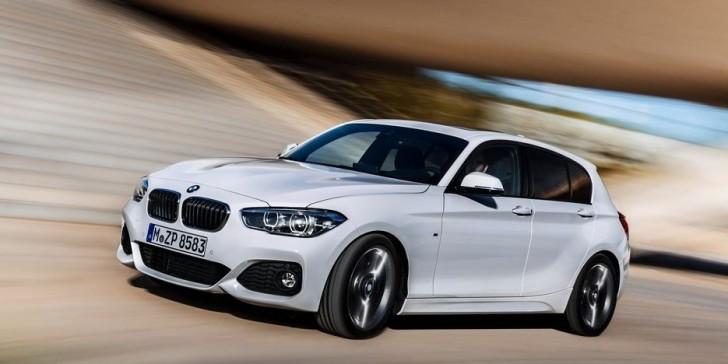 BMW 1-Series 2016 03