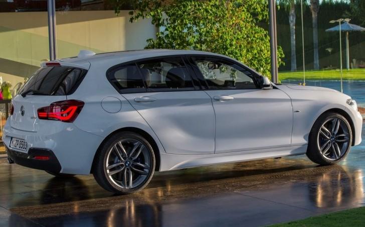 BMW 1-Series 2016 05