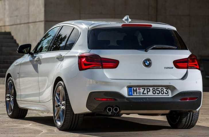 BMW 1-Series 2016 06