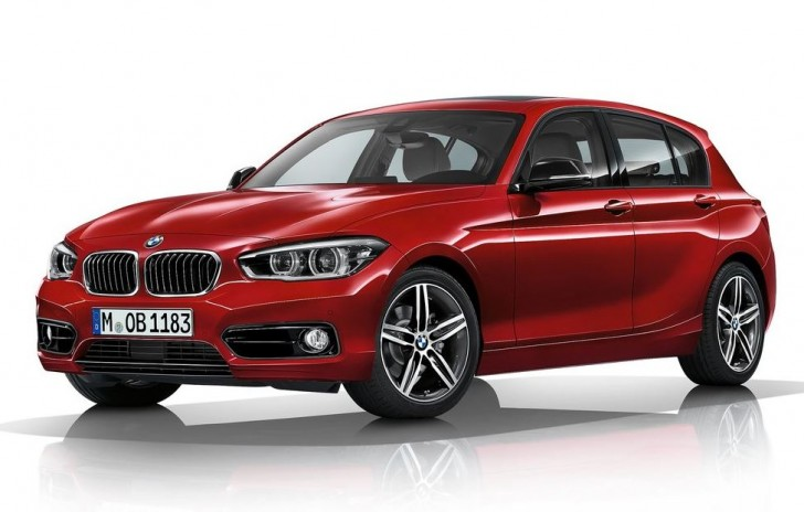 BMW 1-Series 2016 07