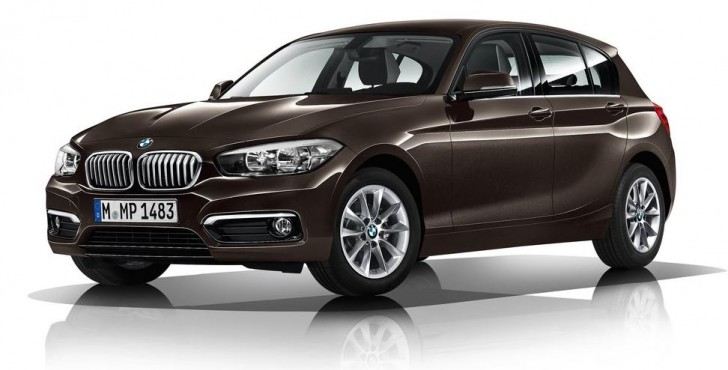 BMW 1-Series 2016 08