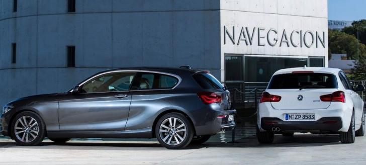 BMW 1-Series 2016 09