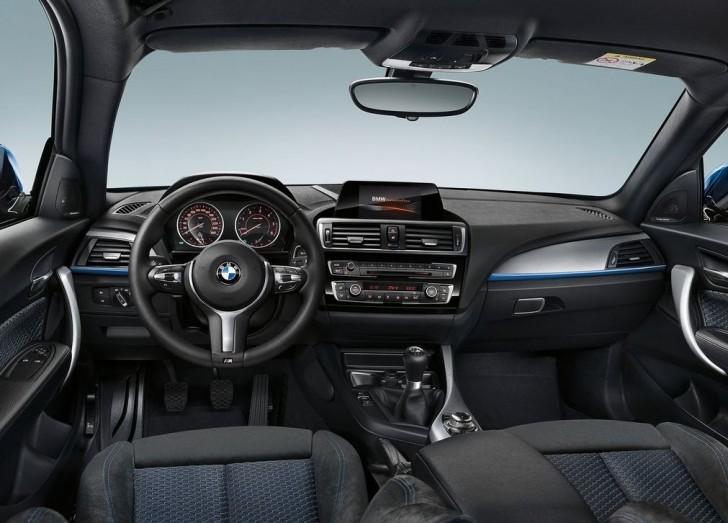 BMW 1-Series 2016 10