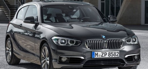 BMW 1-Series 3-door 2016 01