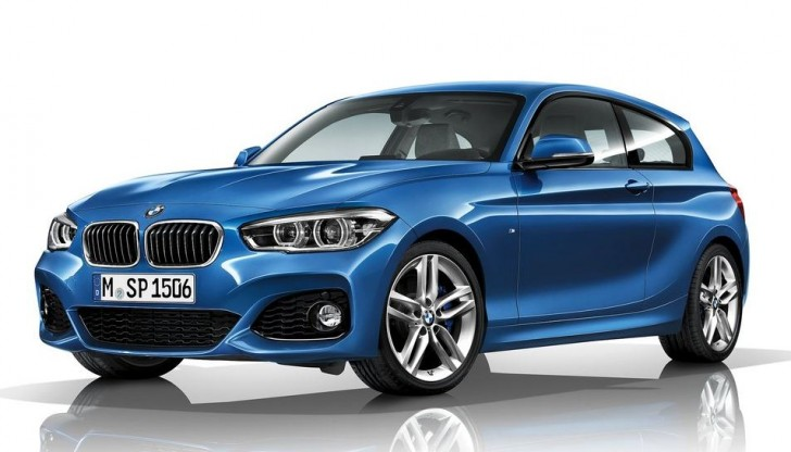 BMW 1-Series 3-door 2016 07