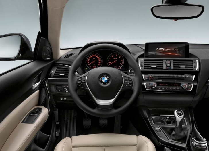 BMW 1-Series 3-door 2016 09