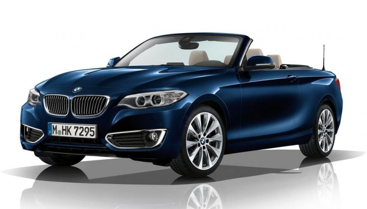 BMW 2-Series Convertible 2015 08