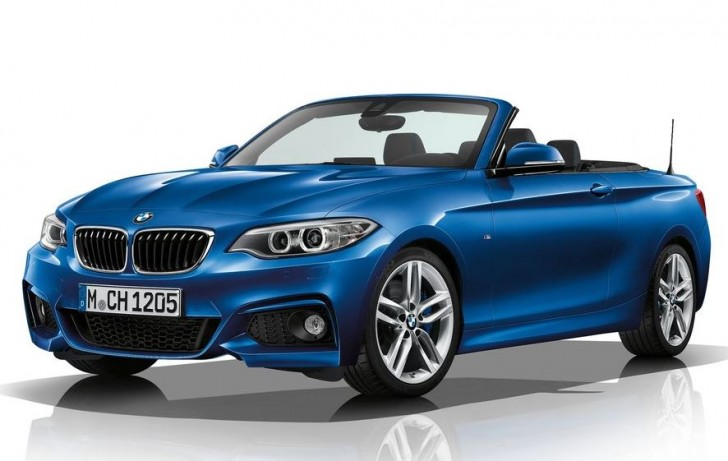 BMW 2-Series Convertible 2015 09