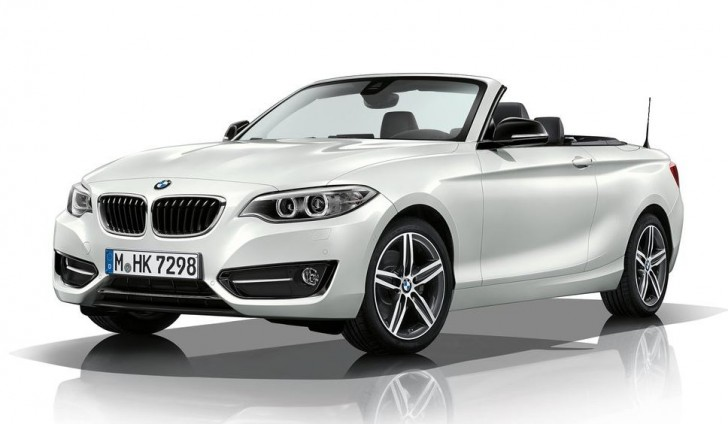 BMW 2-Series Convertible 2015 10