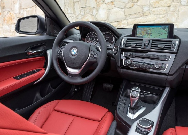 BMW 2-Series Convertible 2015 11