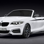 BMW 2-Series Convertible M Performance Parts 2015
