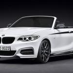 BMW 2-Series Convertible M Performance Parts 2015