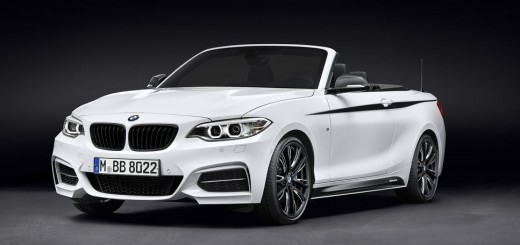 BMW 2-Series Convertible M Performance Parts 2015 01