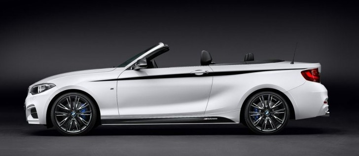BMW 2-Series Convertible M Performance Parts 2015 03