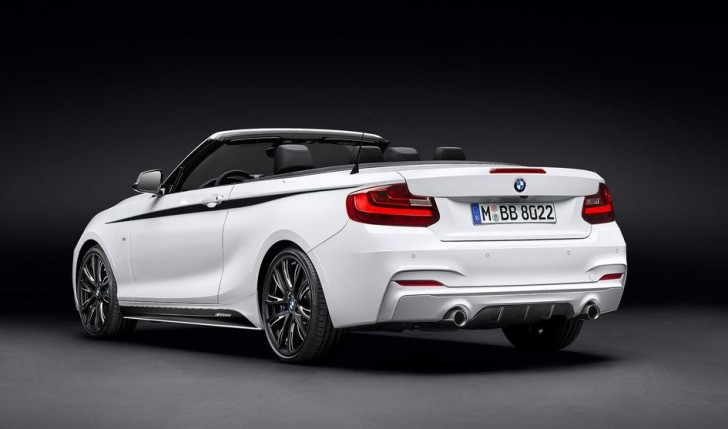 BMW 2-Series Convertible M Performance Parts 2015 04
