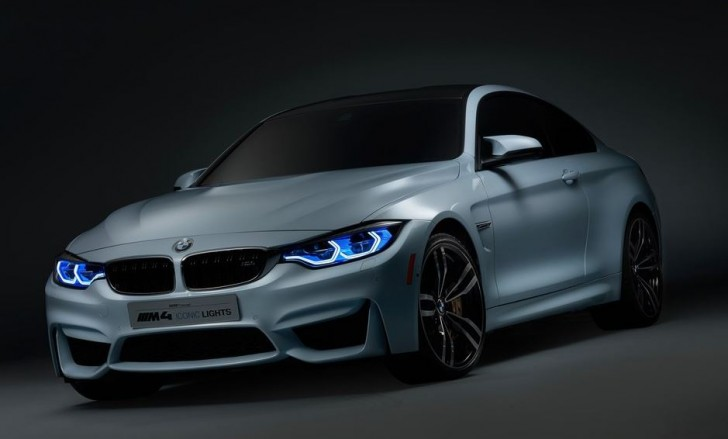 BMW M4 Iconic Lights Concept 2015 01