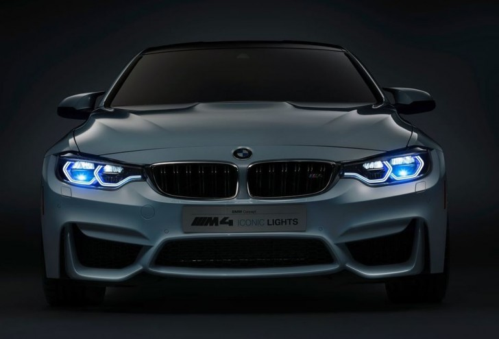 BMW M4 Iconic Lights Concept 2015 02