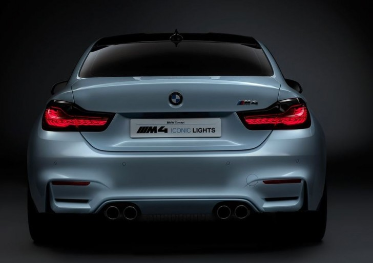 BMW M4 Iconic Lights Concept 2015 04