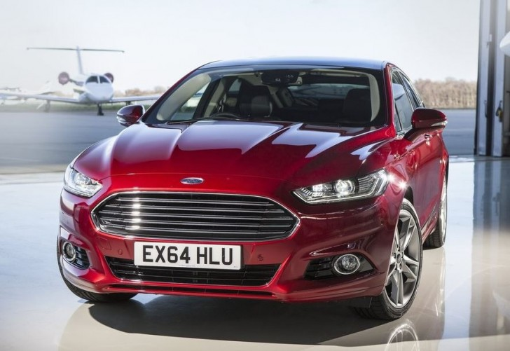 Ford Mondeo 2015 02
