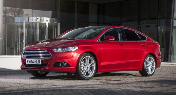 Ford Mondeo 2015 04