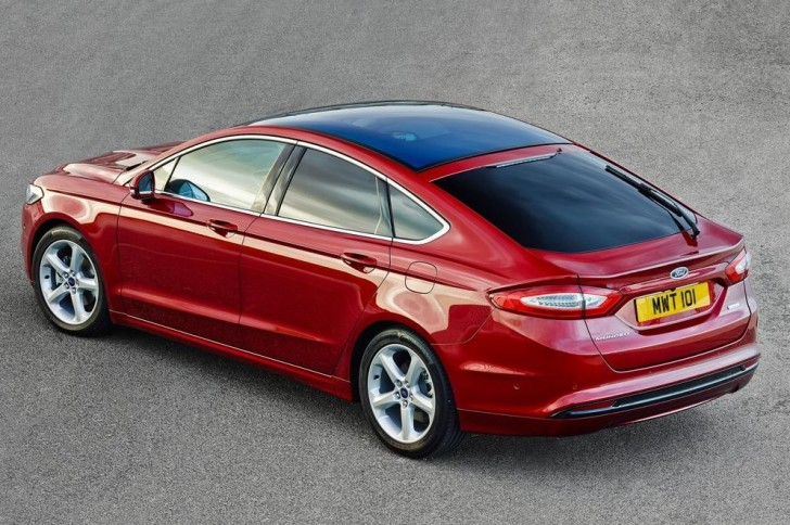 Ford Mondeo 2015 06